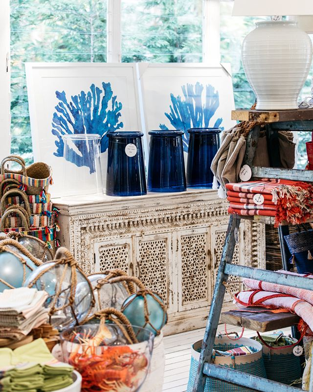 Shop @theboathousehome in Palm Beach this weekend for one of a kind Christmas gift ideas | #theboathousegroup #sydneychristmas #sydneyshopping
