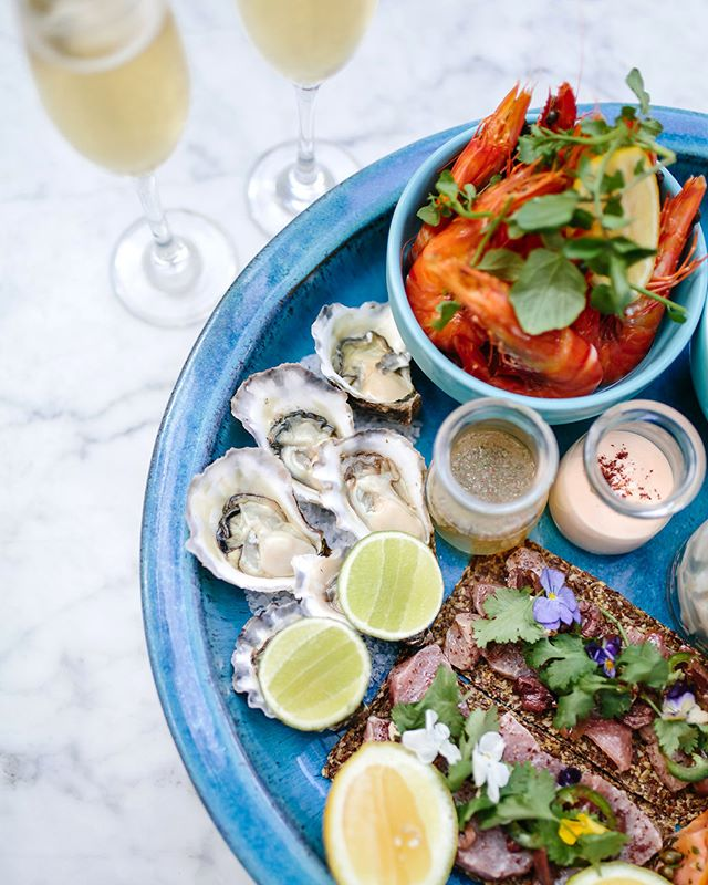 Seafood platter | #theboathousegroup #sydneycafe #sydney