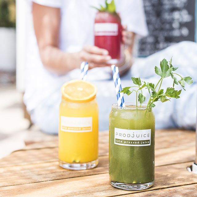 Fresh juice @prodjuice | Photo @samantha_mackie #theboathousegroup #sydneycafe #sydney
