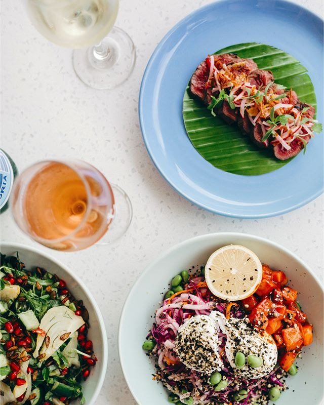 A new summer menu, at The Boathouse cafes | #theboathousegroup #sydneycafe #sydney