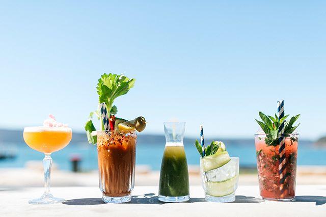 Cocktails, Patonga Hotel | #theboathousegroup #centralcoast #centralcoasthotel