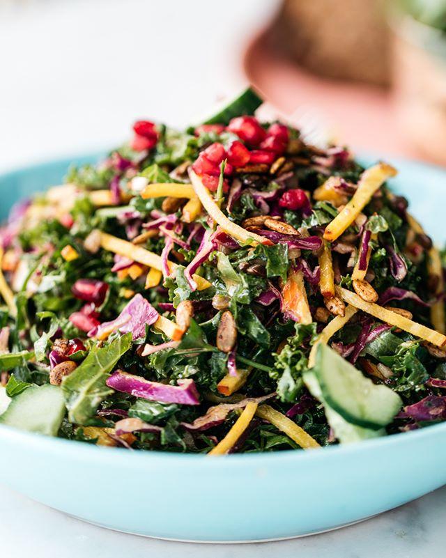 Boathouse Salad | #theboathousegroup #sydneycafe #sydneydining