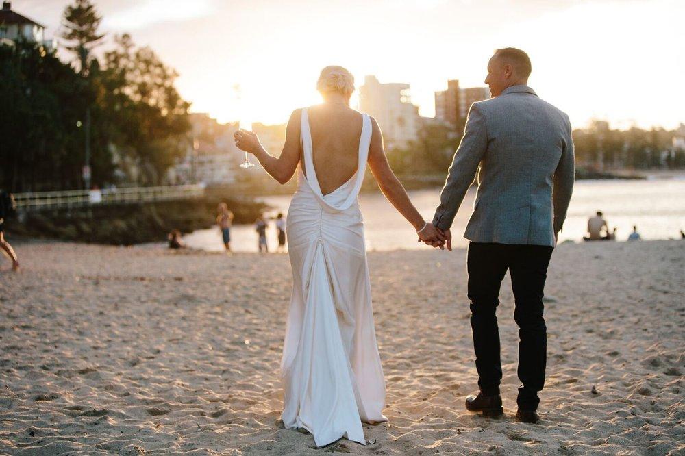 Weddings The Boathouse Shelly Beach
