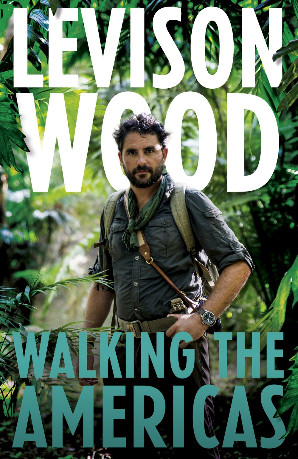 Walking The Americas will be published by Hodder & Stoughton in February 2017. Available to pre-order here. You can also pre-order a SIGNED copy when buying tickets to Lev's 2017 theatre tour here.