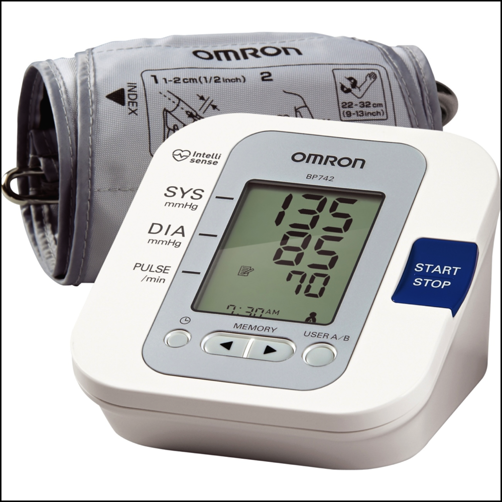 Buying a blood pressure monitor