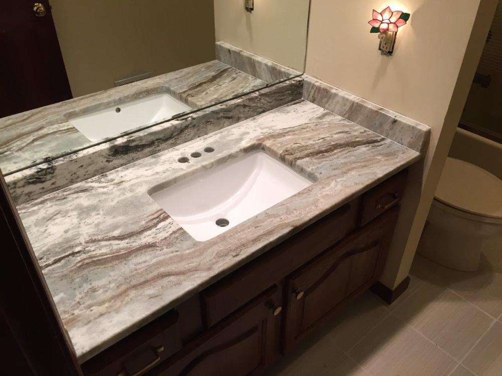 Bathroom Gallery Creative Countertops