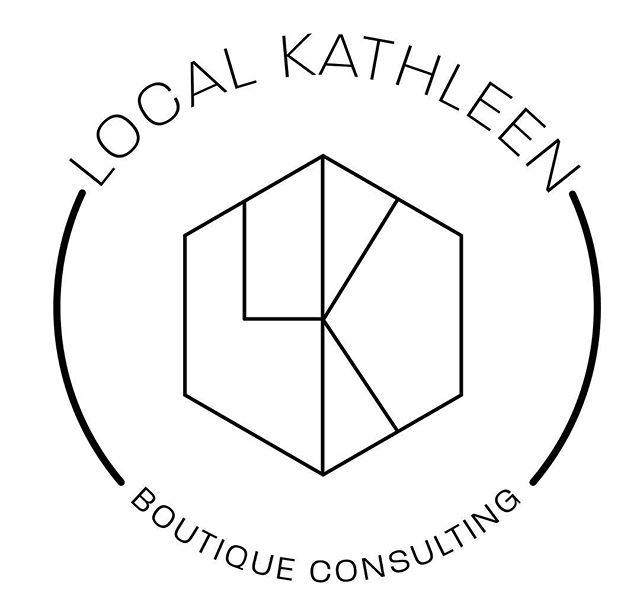 Logo design for the sweetest @kathleen_arehart Thank you so much for reaching out and trusting me with this project. Kathleen's new venture,  Local Kathleen, specializes in visual merchandising and marketing for local boutiques. Her years of expertise and attention to detail put her light years ahead of the game. Wishing you all the success in the world, Kathleen!
