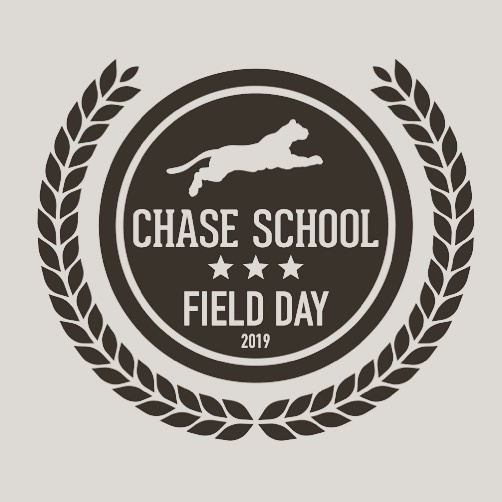 Shirt design for Chicago's Chase Elementary School Field Day 🏅
