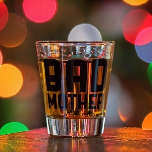 MERCH ALERT! Put this bad boy together for the merch table at Miss Kaitlin Rose's live in-studio album recording - loved this idea, @kaitlinrosemusic, you're a genius❤️ 📷 photo by: @jeffbaursphotography #badmother #greatmom #kaitlinrosemusic #nashville #newyork #hollywood #austin