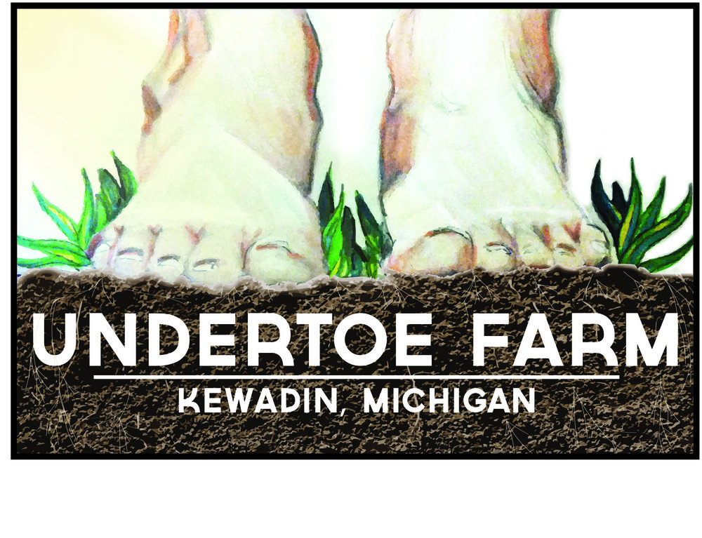 Undertoe Farm, Kewadin, MI