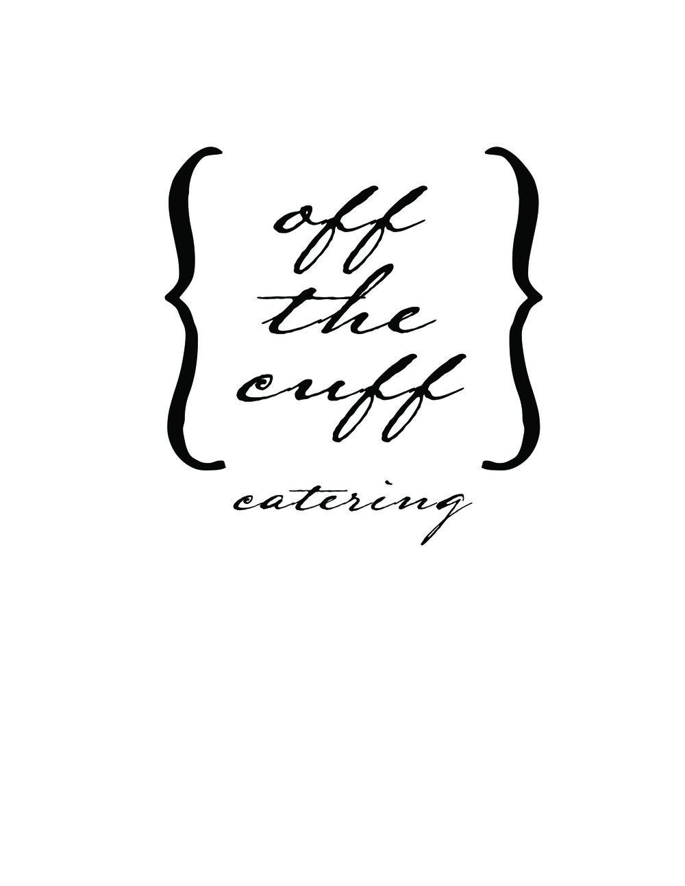 Off the Cuff Catering, Portage, MI