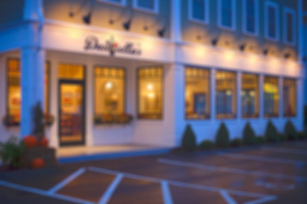Cafe Front -blur
