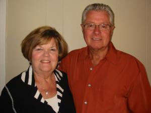 Rev. Joel and Rosalie Pavia