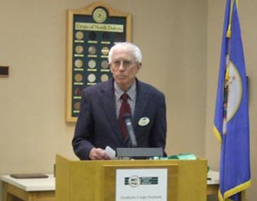 Arlo Skari, Montana Wheat and Barley Committee