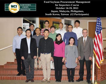 Food Soybean Procurement Management for Importers — Northern Crops