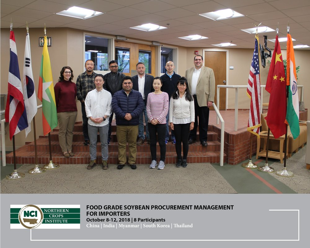 Food Grade Soybean Procurement for Importers Course Photo