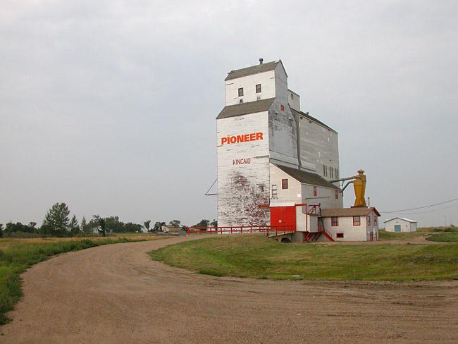 Kincaid, SK, August 17, 2004