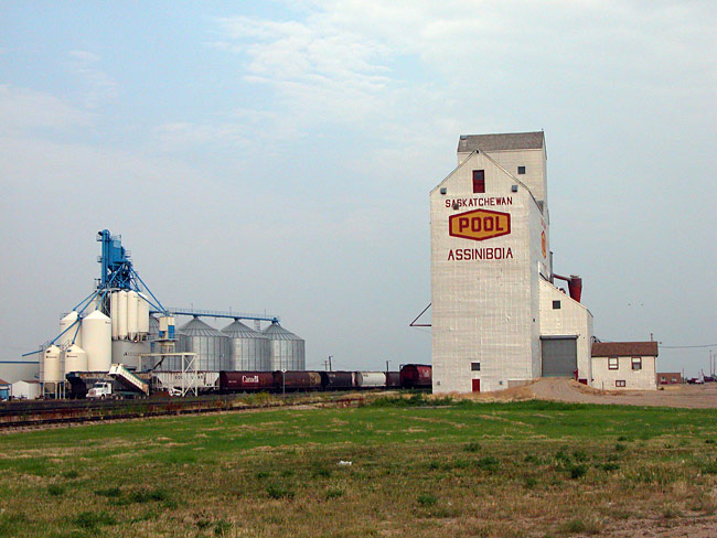 Assiniboia, SK, August 17, 2004
