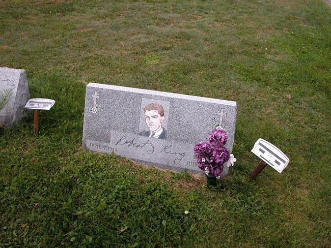Memorial, Adirondack Park, NY, September 15, 2004