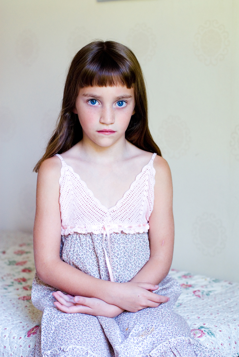 Allegra - featured in the Taylor Wessing Portrait Prize