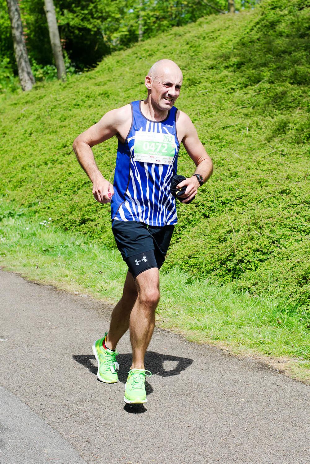Milton Keynes Marathon 2015 - Mile 25