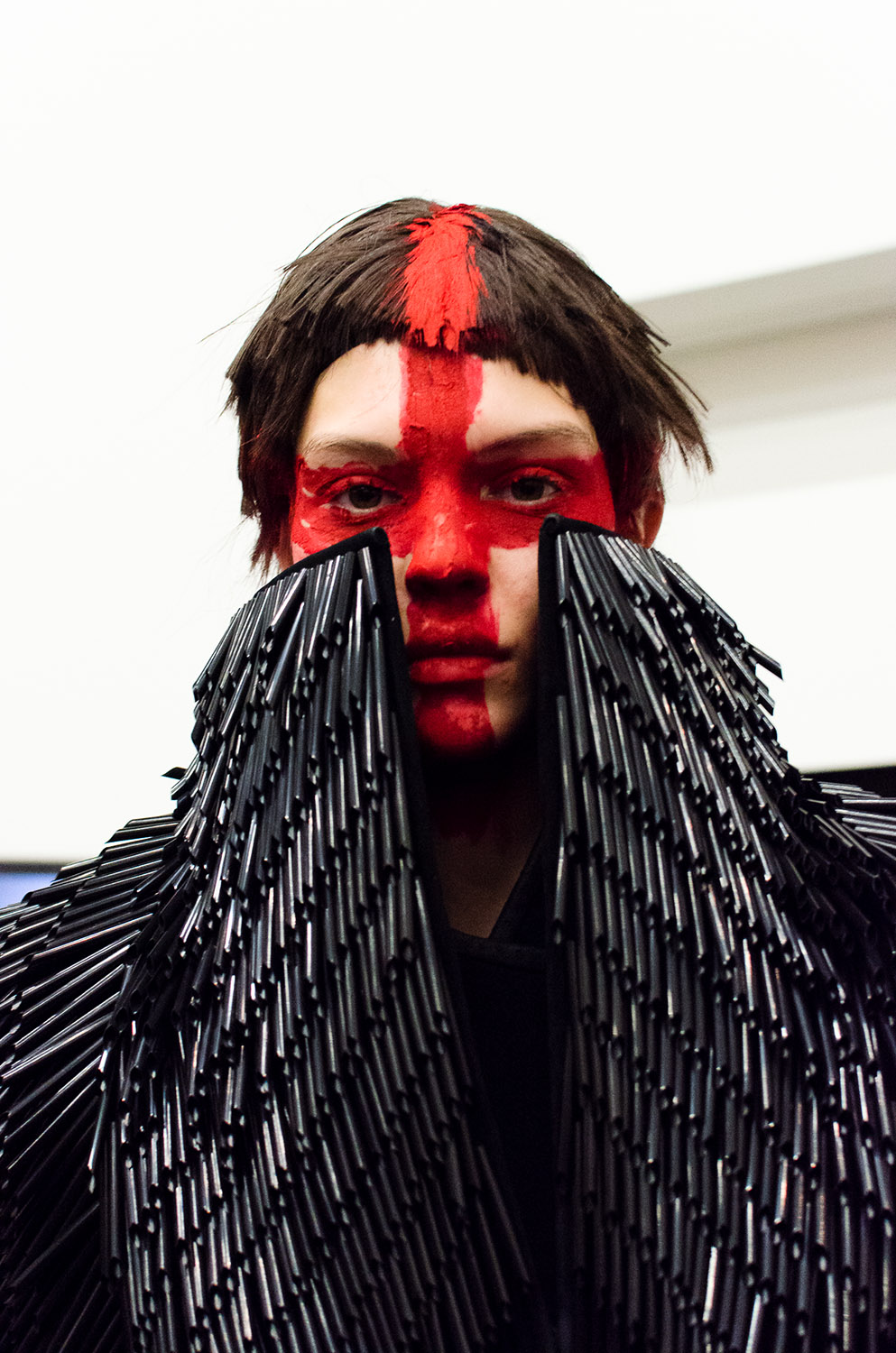 Gareth Pugh AW15 for T: The New York Times Style Magazine