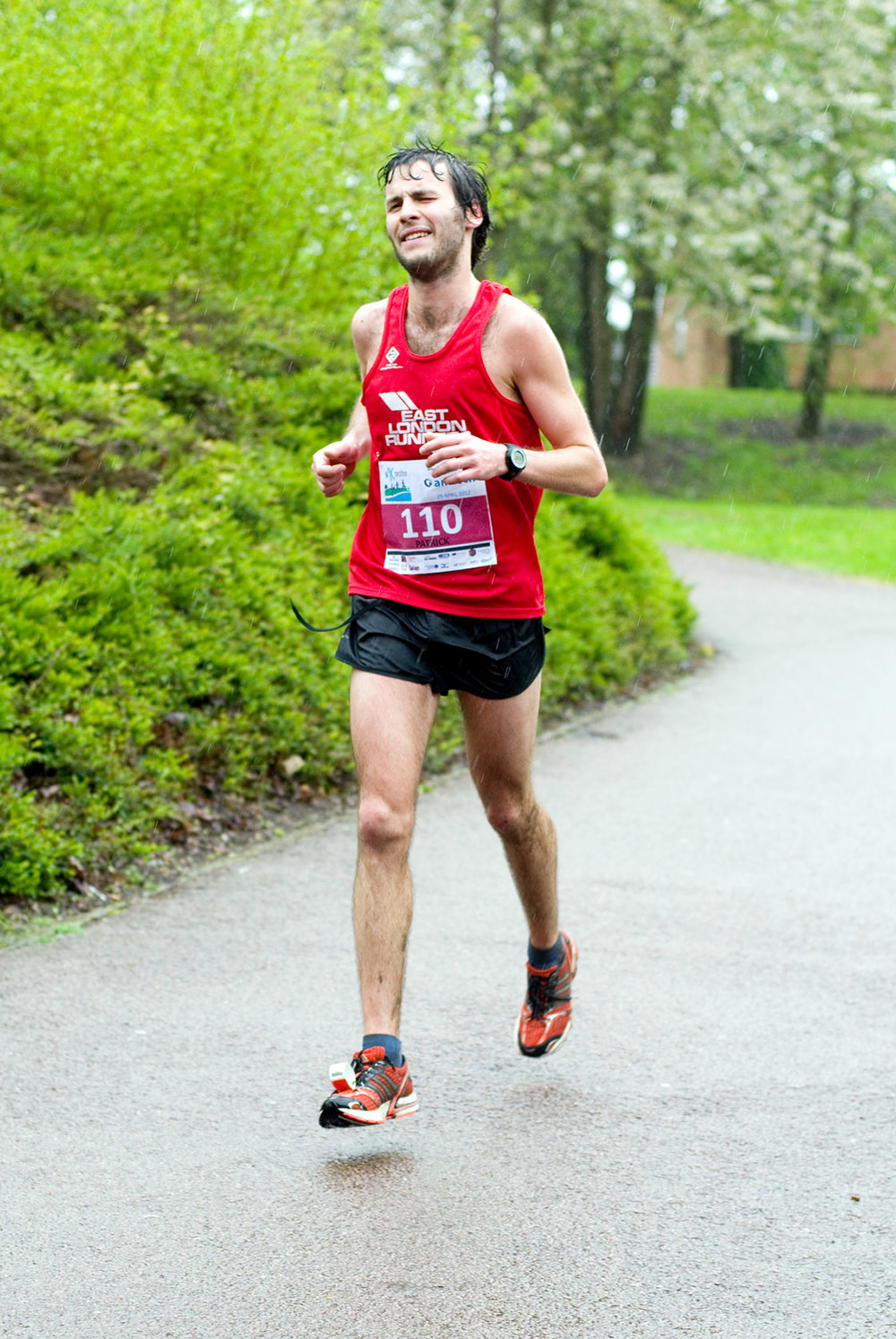 Milton Keynes Marathon 2012 - Mile 24.75