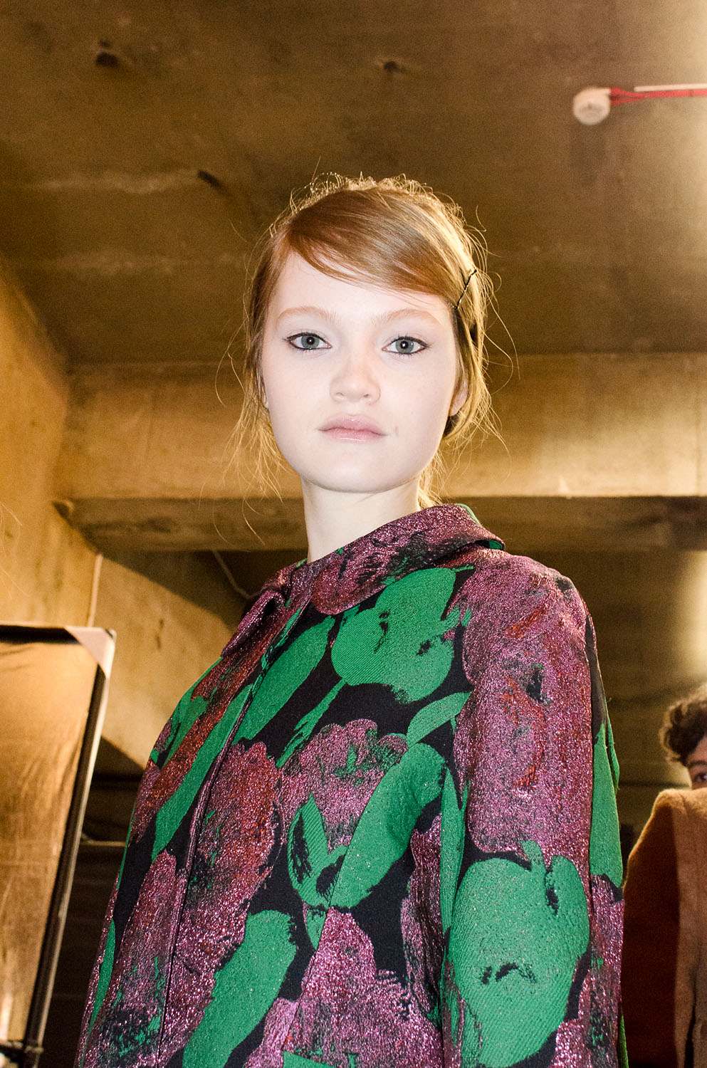 Erdem AW15 for Vogue.com