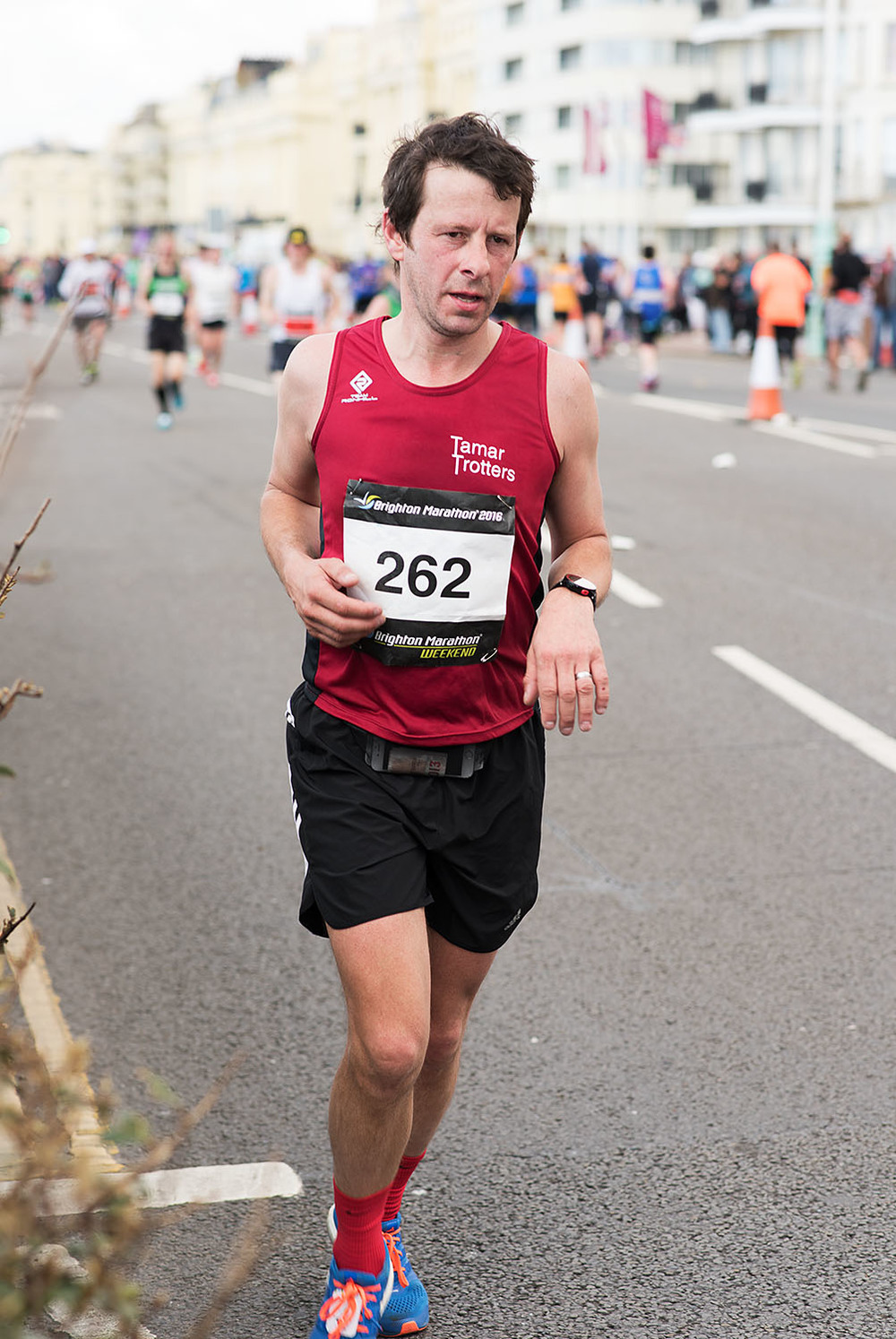 Brighton Marathon 2016 - Mile 25