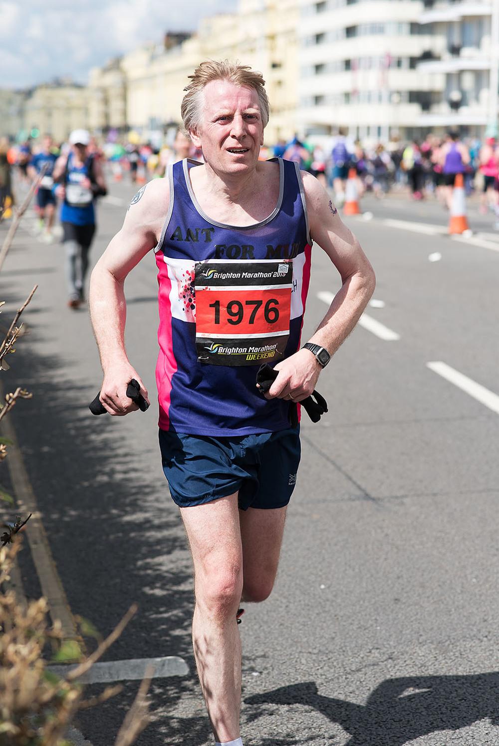 Brighton Marathon 2016 - Mile 25