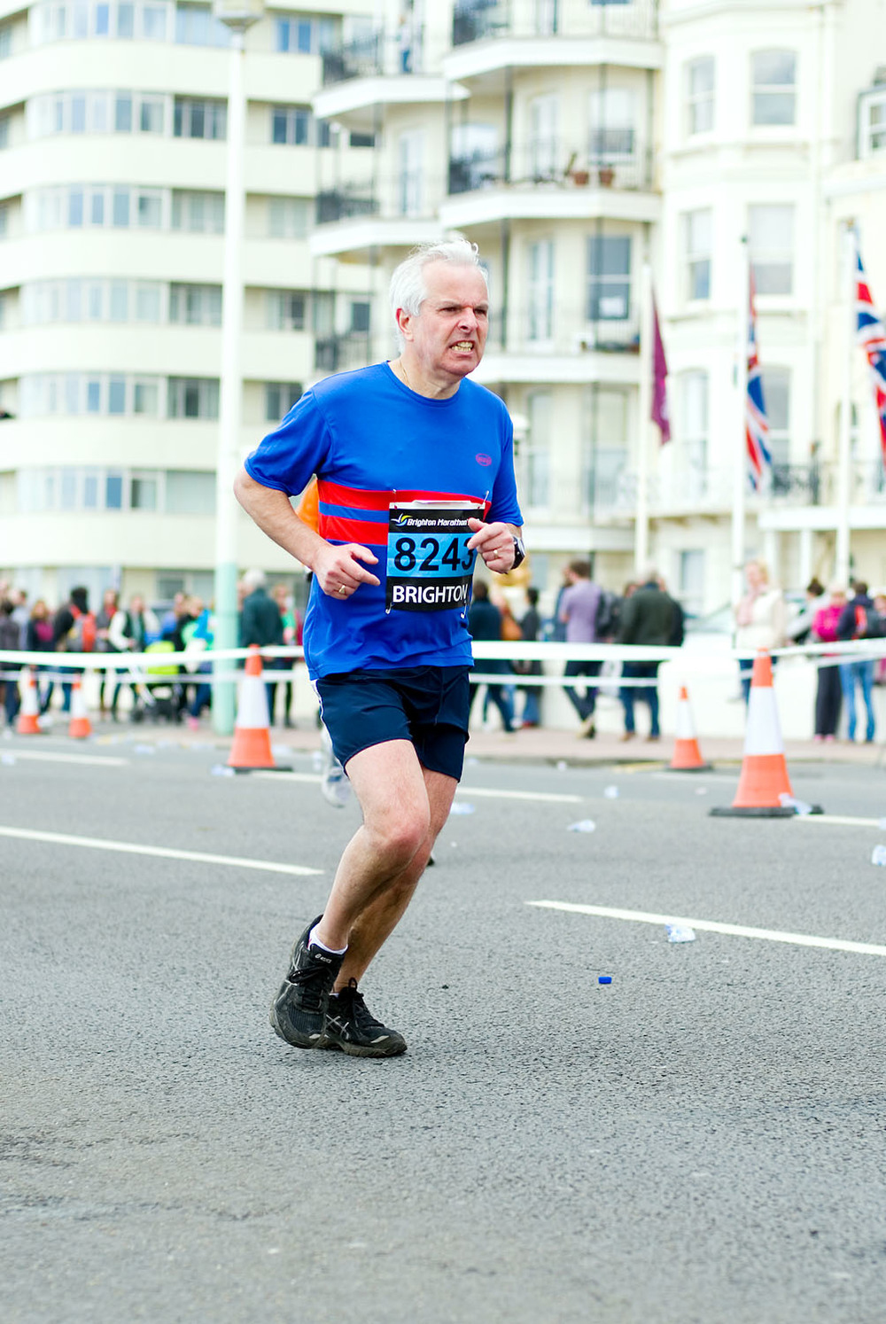 Brighton Marathon 2012 - Mile 24.75