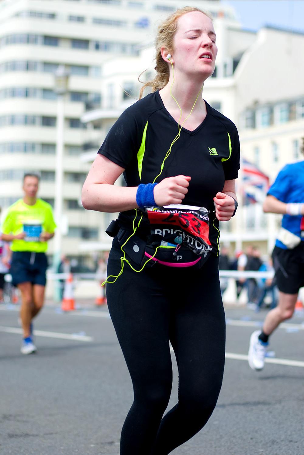 Brighton Marathon 2012 - Mile 24.75