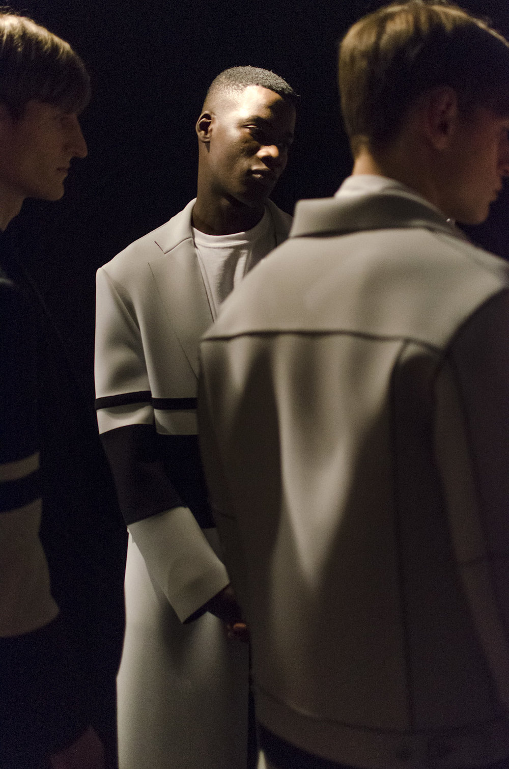 Casely-Hayford AW14 for the Guardian