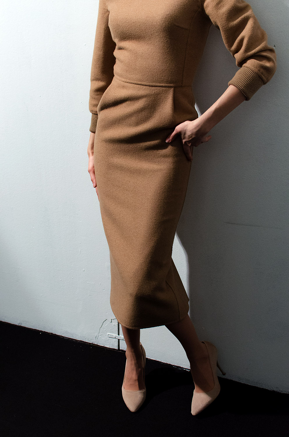 Max Mara AW15 for T: The New York Times Style Magazine