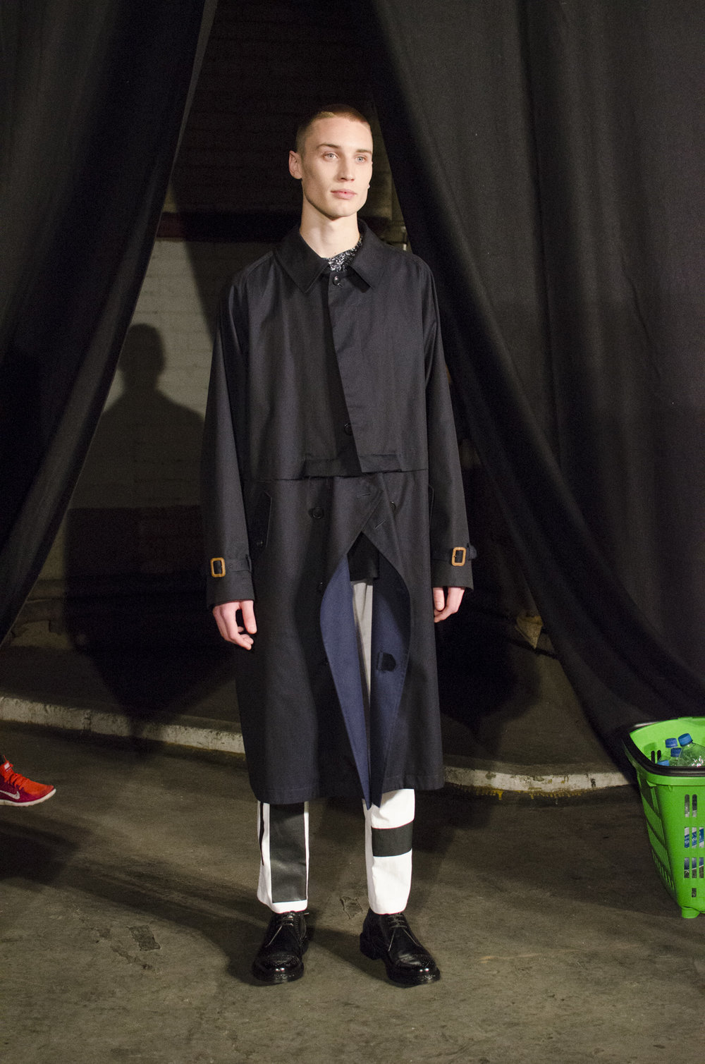Neil Barrett SS15 for T: The New York Times Style Magazine