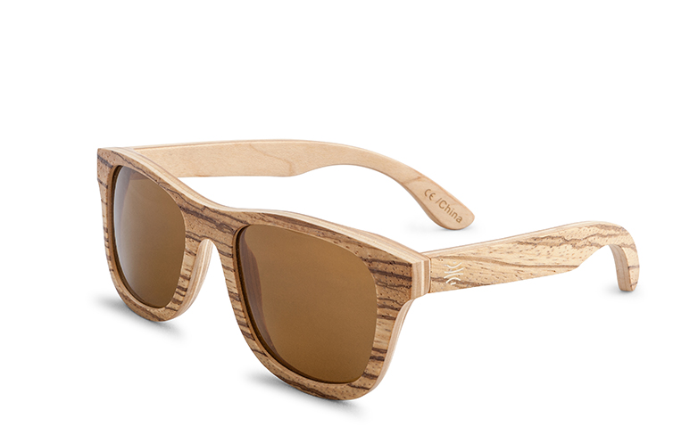 This is my new pair of glasses - made of Bamboo with Zeiss lenses. Wait til you see the box they come in.  BoskyOptics