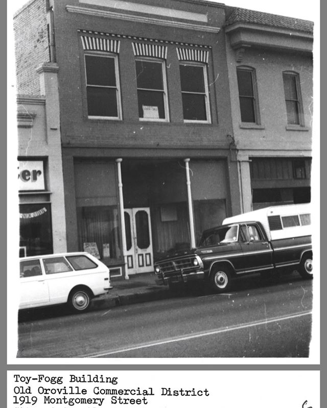 Little stroll through time for y'all. 1973 was the year on Montgomery St in beautiful downtown Oroville