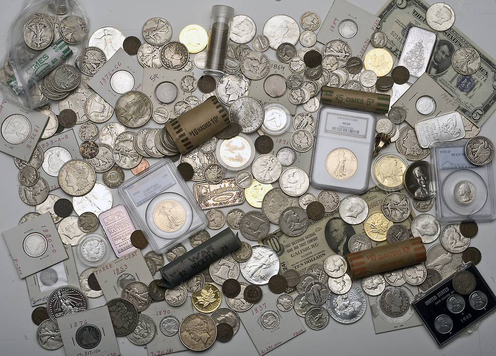 """""""Galesburg Coins"""""""