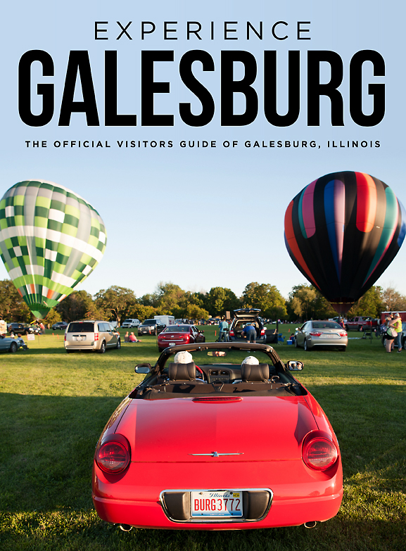 """Galesburg Convention & Visitor's Bureau"""