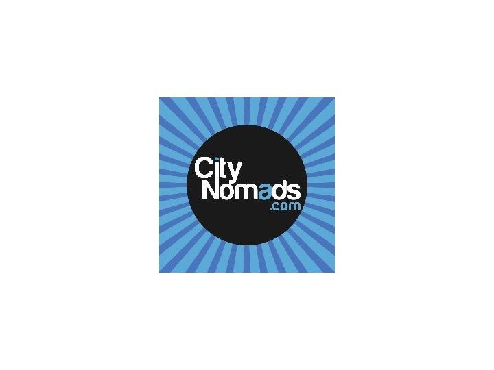 City Nomads Logo City Nomads Hbi