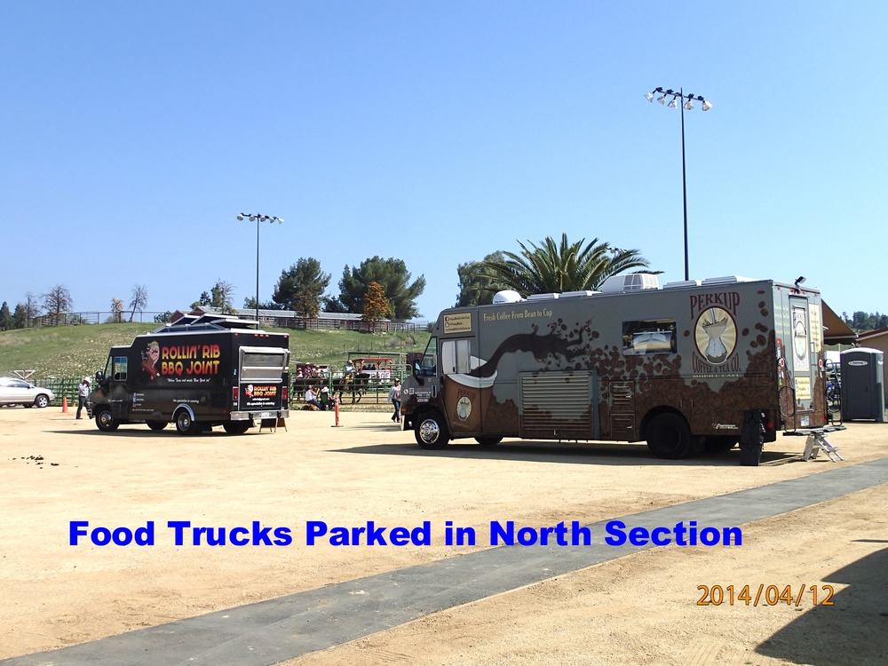 Food Trucks North Area