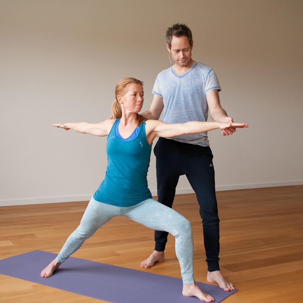 James Reeves Yoga