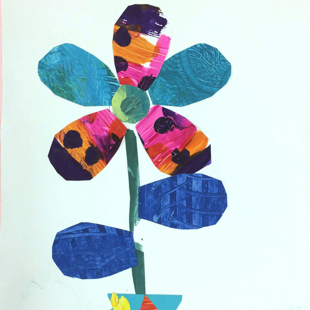 painted paper collage flower.jpg