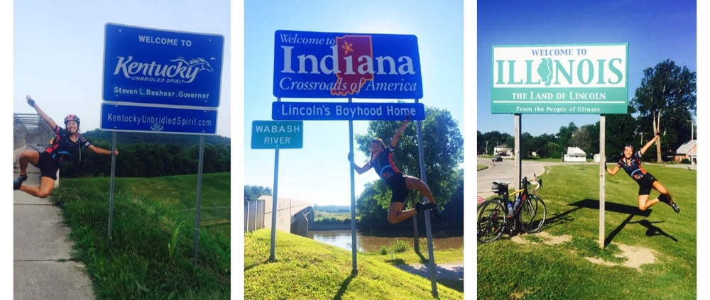 Successful state sign pics!