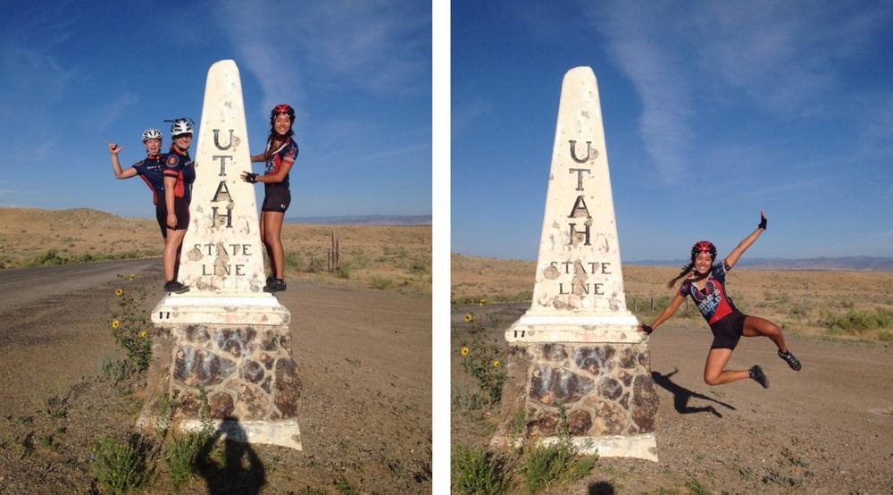 We made it to Utah!