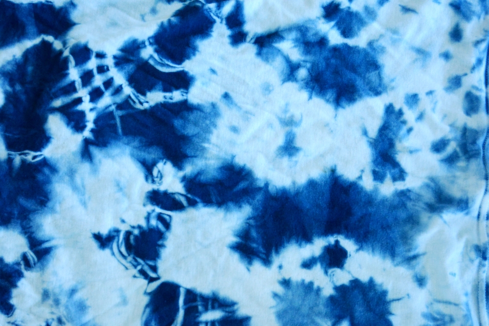 Kumo Shibori After