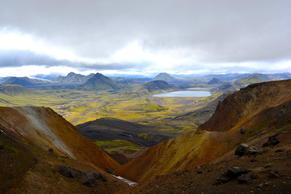 My favorite view in Iceland. Hands down.