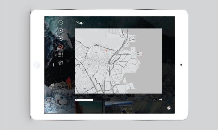 Autonomous mapping.