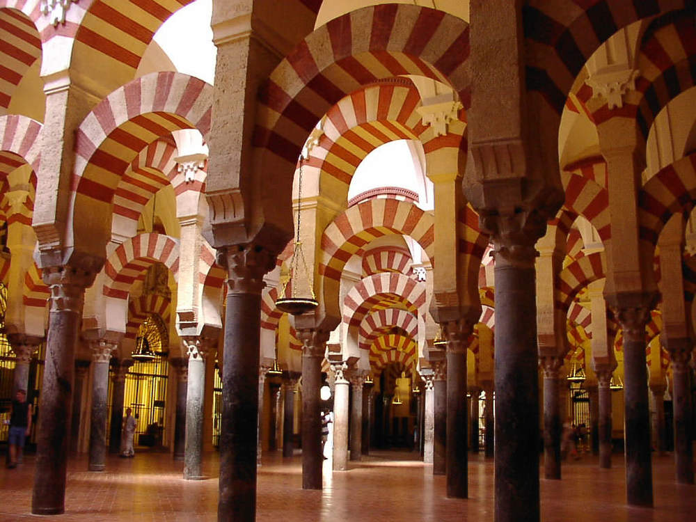 The Mezquita at Cordoba