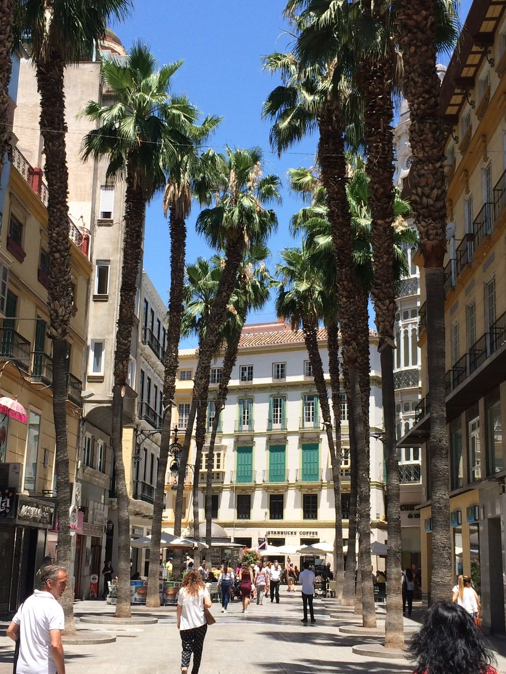 Shopping in Malaga's Historic centre